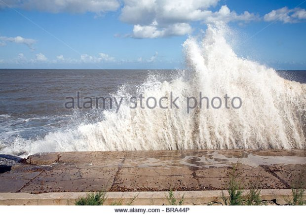 waves-hit-sea-wall-illustrating-hydraulic-action-and-corrasion-coastal-bra44p